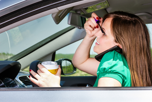 What to Do After a Distracted Driving Crash